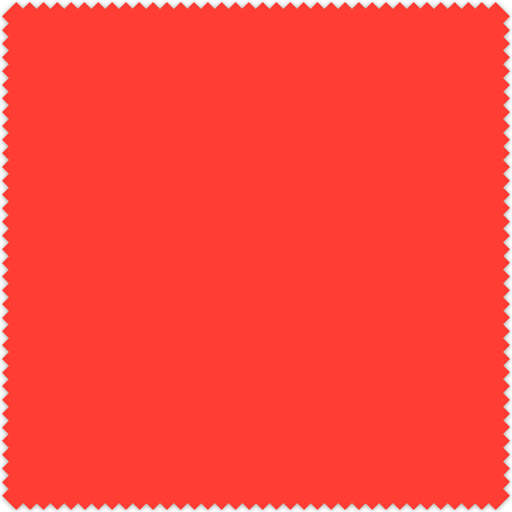 Swatch colour Flo Red